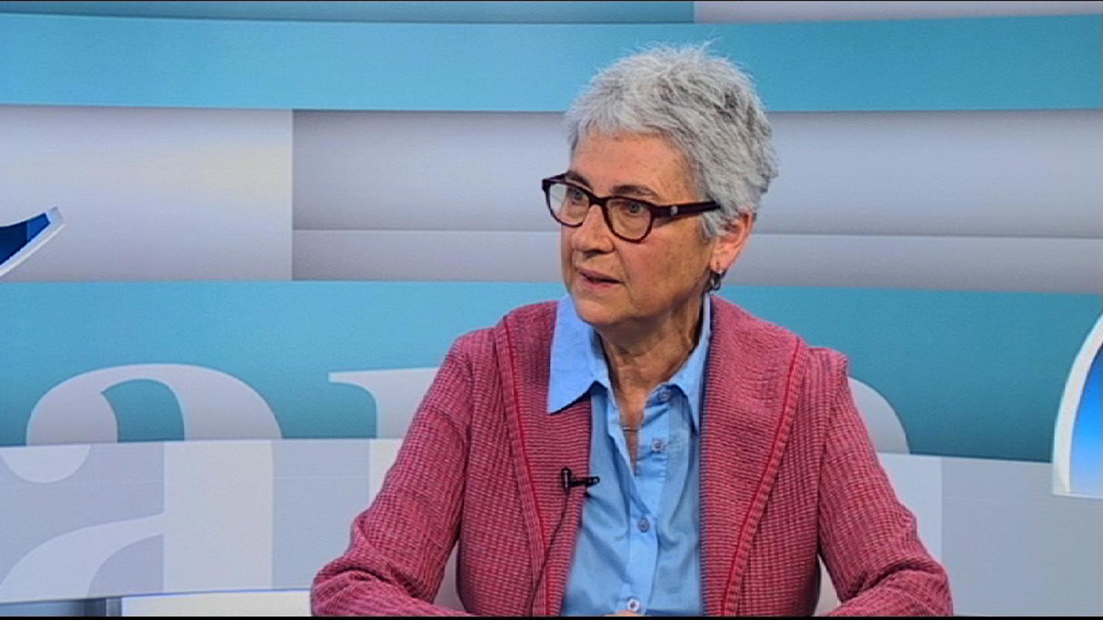 Muriel Casals: Si no aconseguim una relació fiscal justa amb l'Estat, ens plantegem una campanya d'objecció fiscal