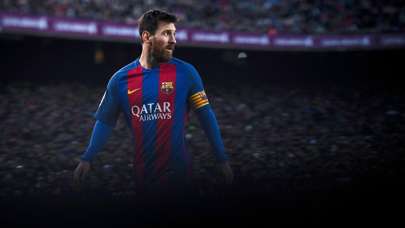 Imatge de Leo Messi durant el partit contra el Las Palmas. La renovació del davanter ha sigut un dels temes calents de l'actualitat blaugrana.