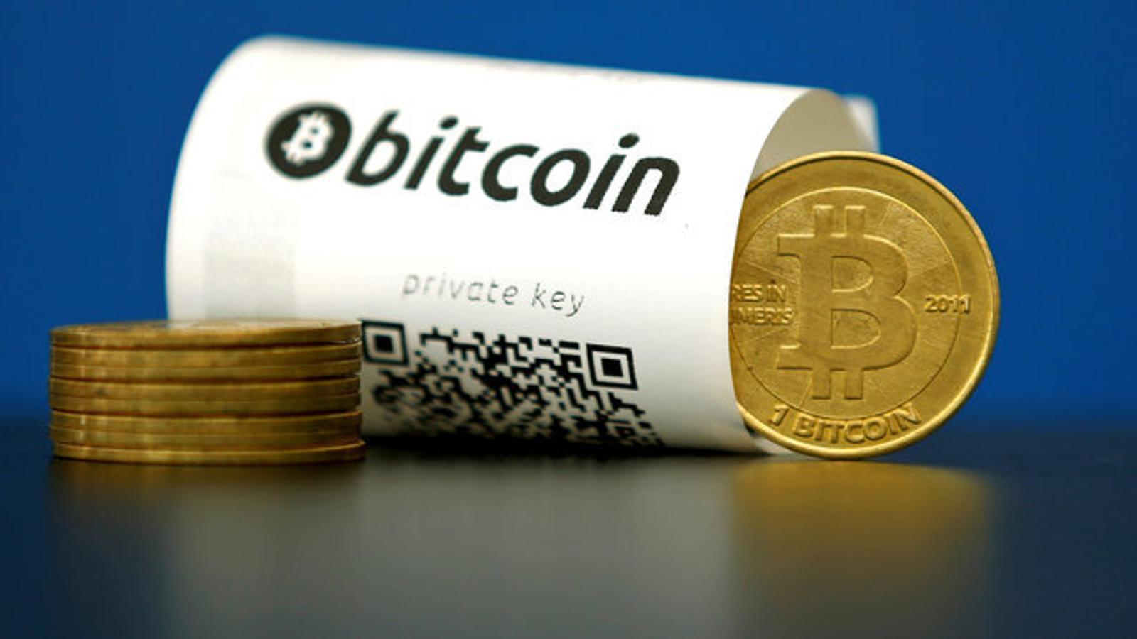 El 'bitcoin' és una nova moneda electrònica d'intercanvi de béns i serveis.