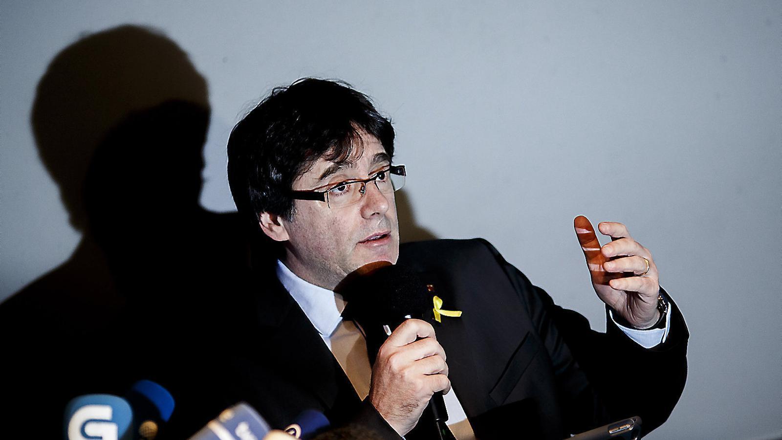 Llarena preveu retirar l'euroorde després del revés d'Alemanya