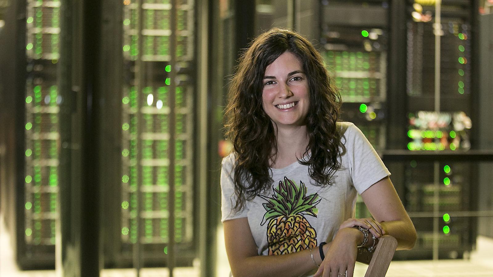 """Alba Cervera: """"L'ordinador quàntic podria descobrir qualsevol secret d'estat"""""""