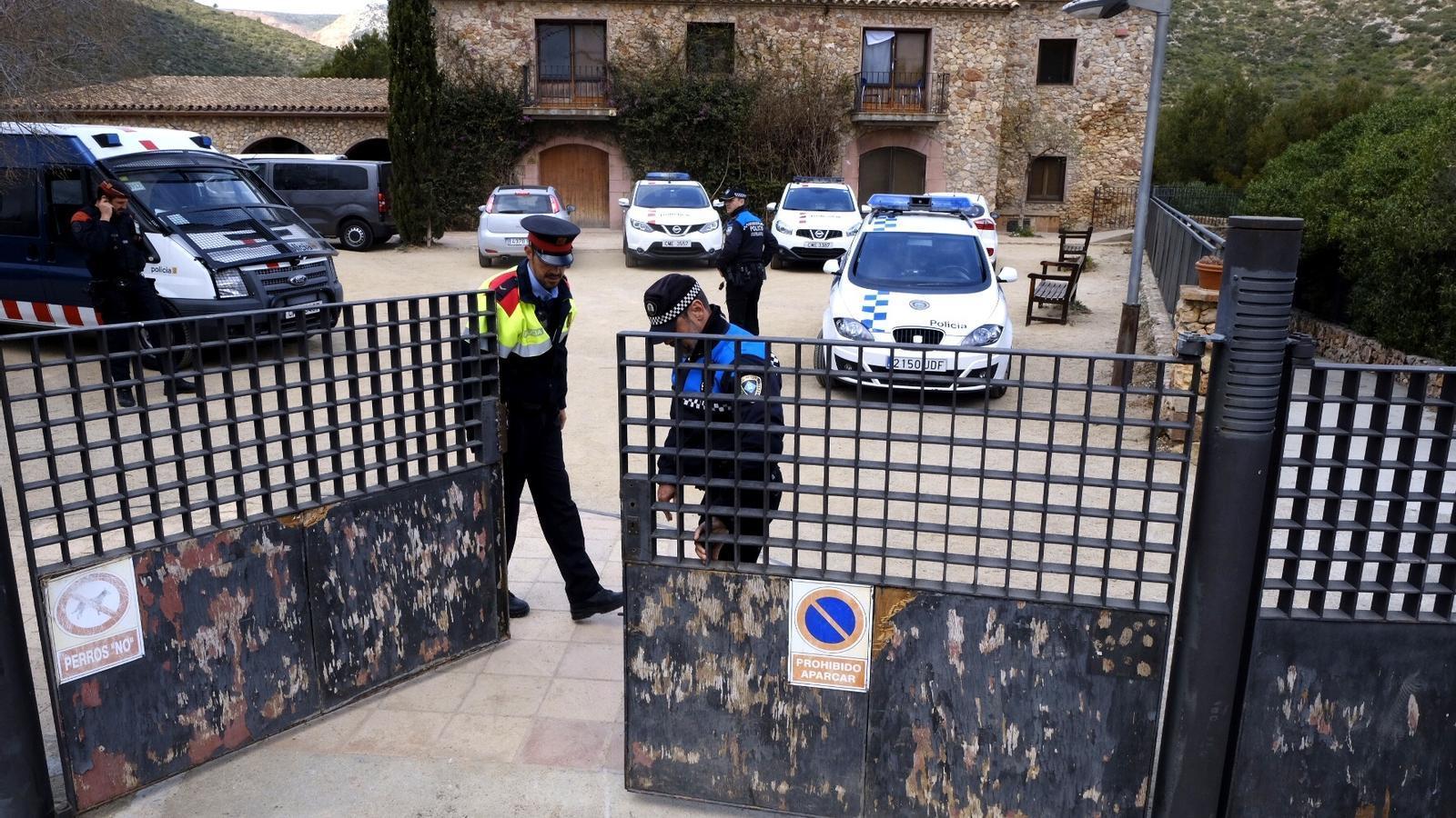 """Un assaltant al centre de 'menes' de Castelldefels: """"La baralla no va ser per motius racials sinó perquè estem farts d'ells"""""""