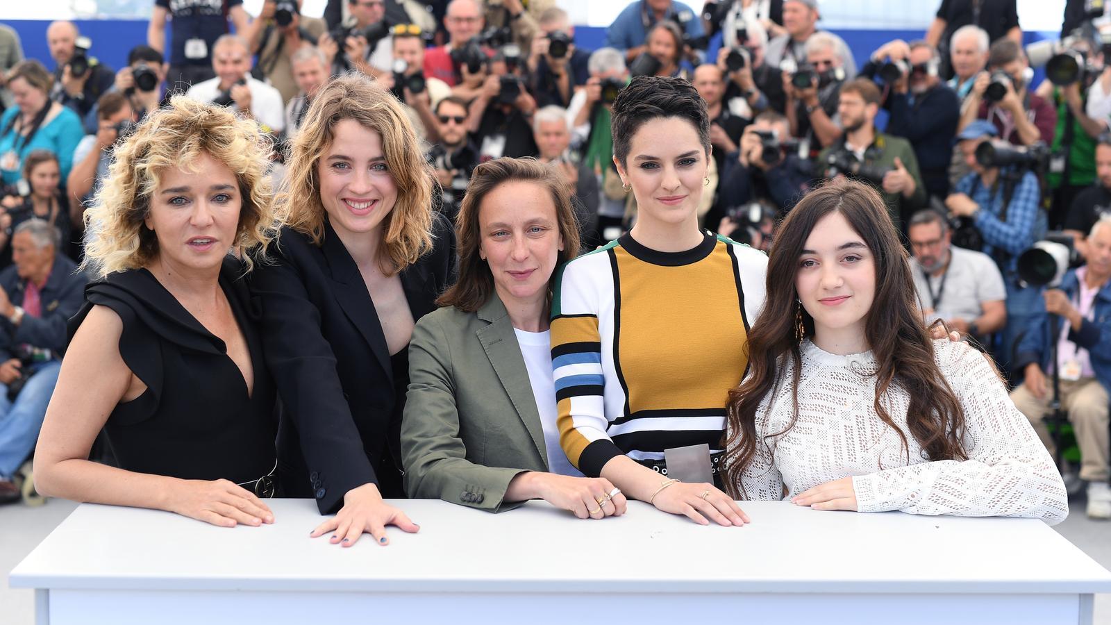 El feminisme d'època de Sciamma commou el Festival de Canes