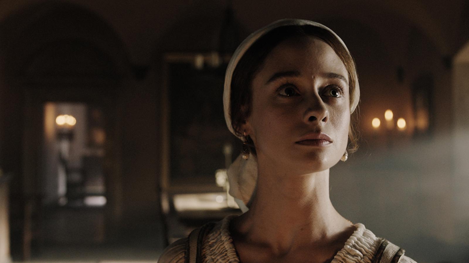 Elena Rivera, en el paper d'Inés Suárez a 'Inés del alma mía'
