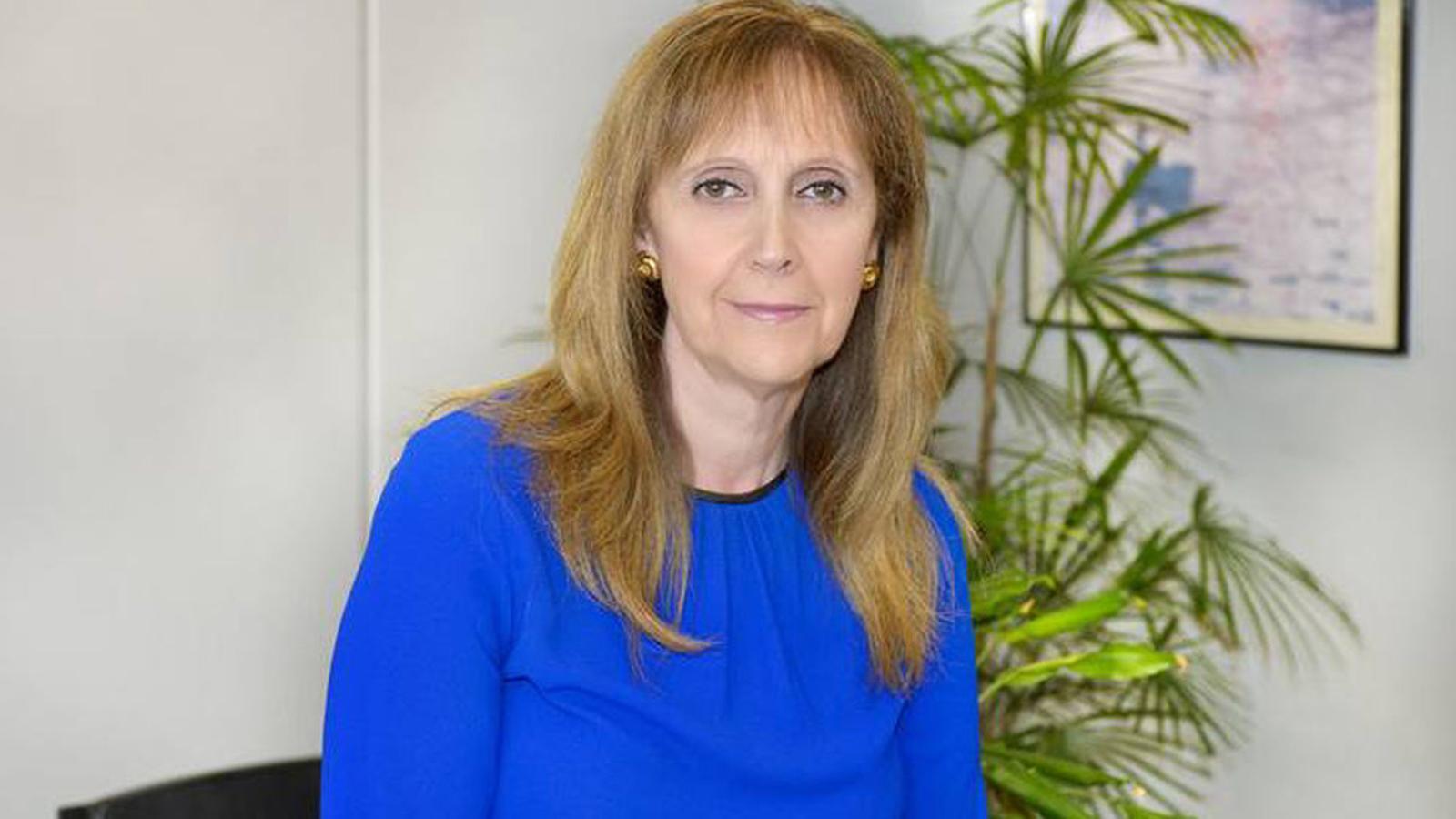 La cap de continguts d'informatius de TVE, Carmen Sastre