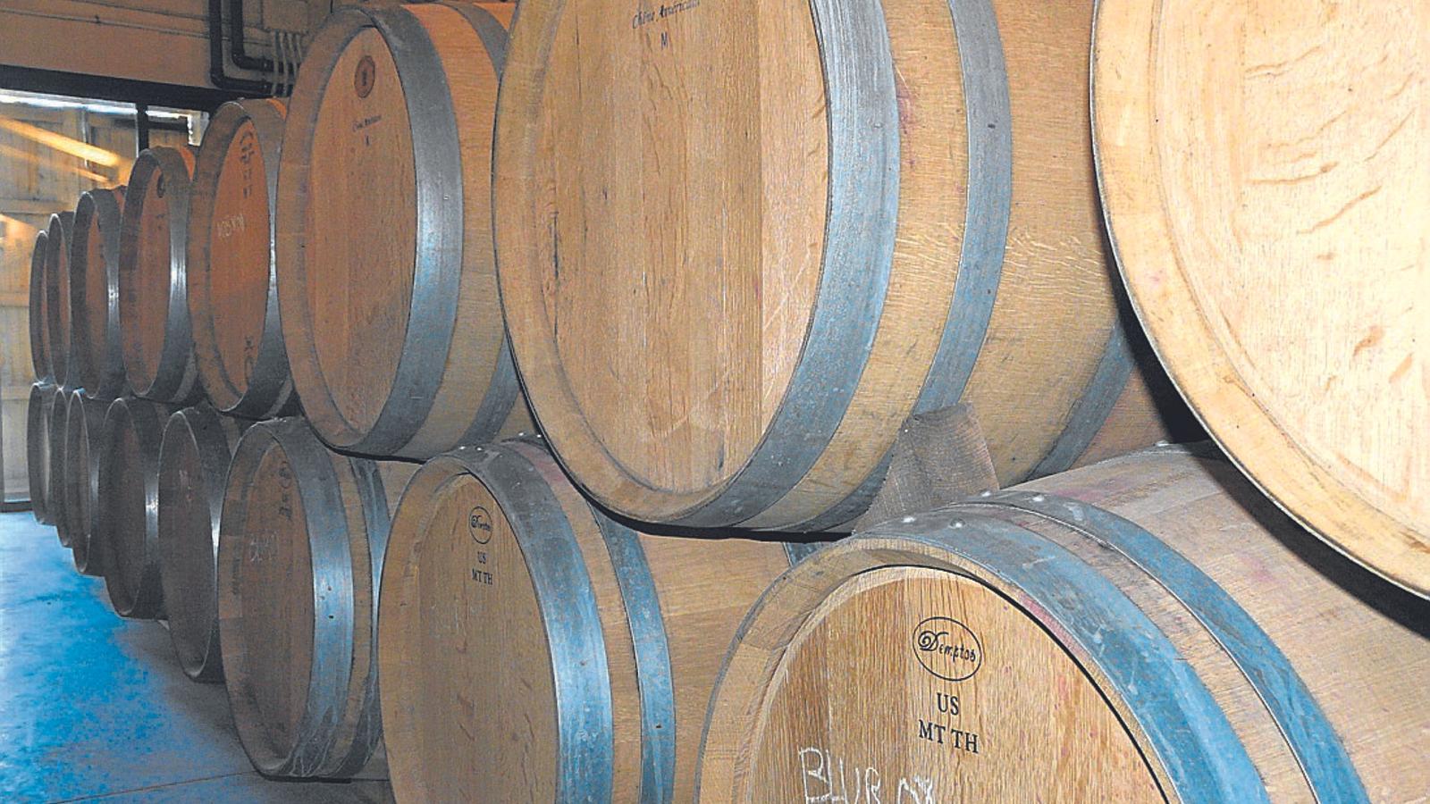 Petits cellers, grans vins