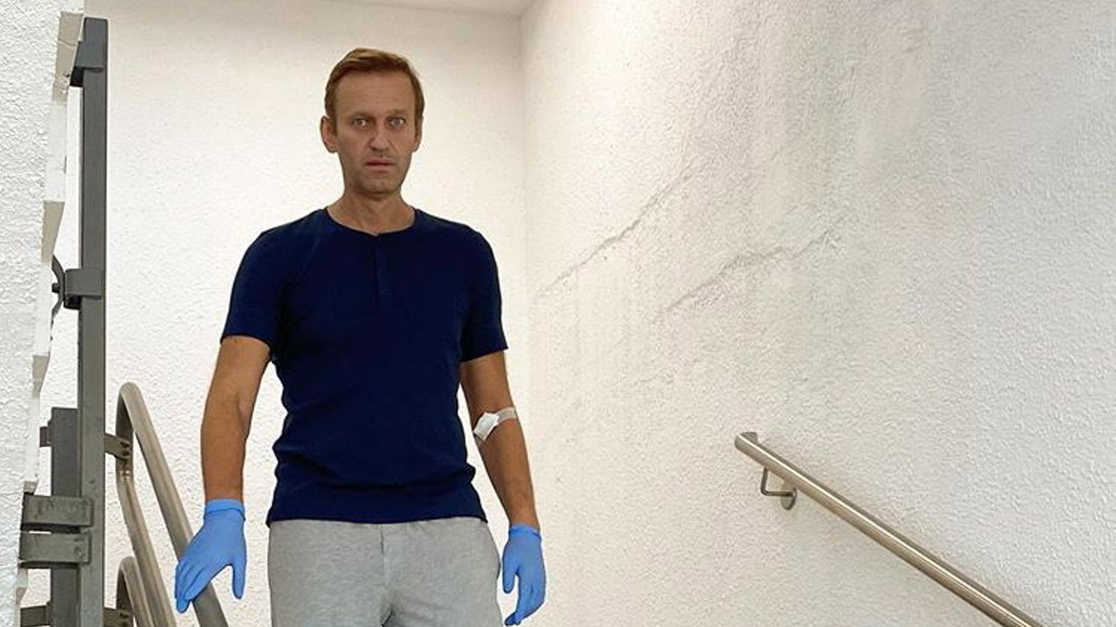 Els metges de Navalni alerten que pot patir una aturada cardíaca «en qualsevol moment»