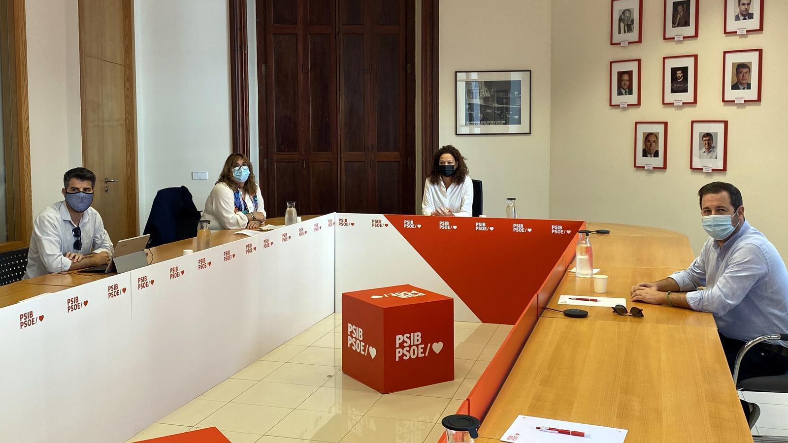 Assemblea de regidors i regidores socialistes de Mallorca d'aquest dissabte