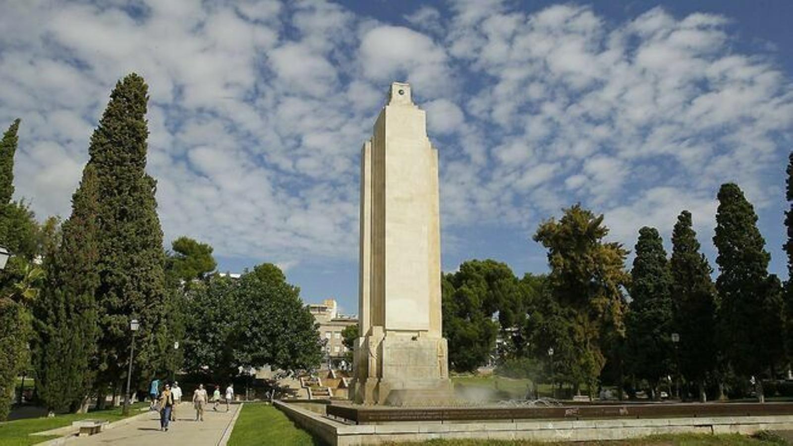 Reclamen al Ministeri de Cultura que protegeixi el monument de la Feixina