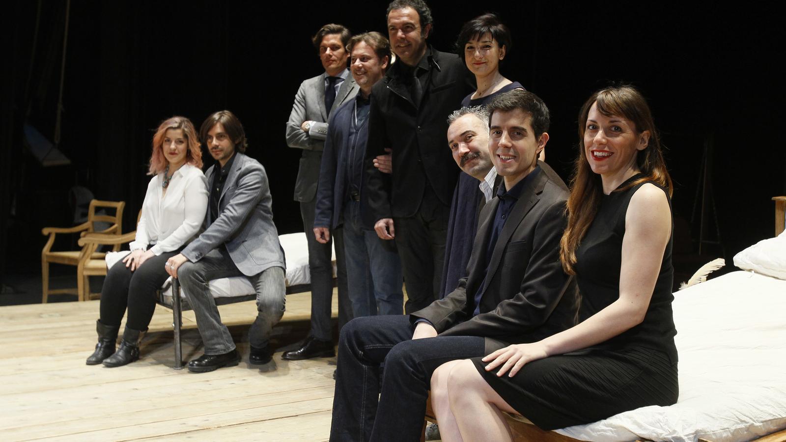 Teatre i música a 'Così fan tutte' o 'l'escola dels amants' de Mozart