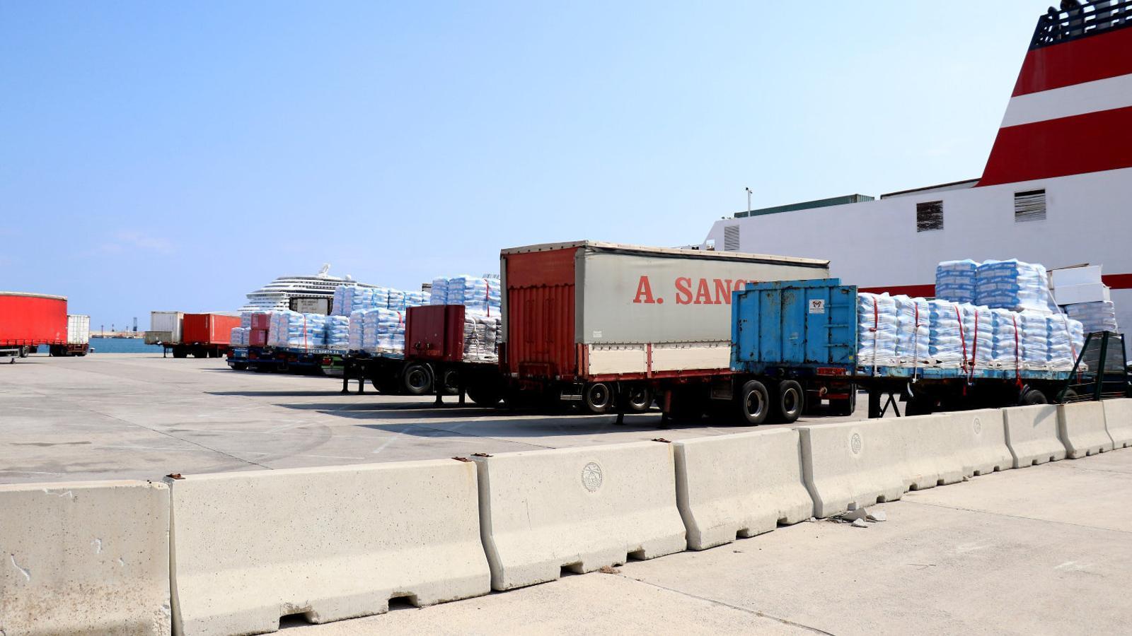 L'Estat defensarà davant la UE eliminar els límits a les ajudes al transport de mercaderies a les Balears