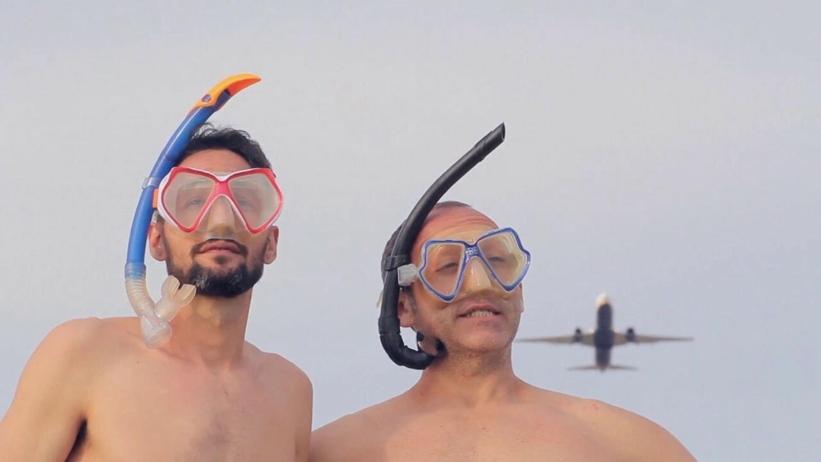 Un vídeo parodia l'immobilisme enfront del canvi climàtic a les illes
