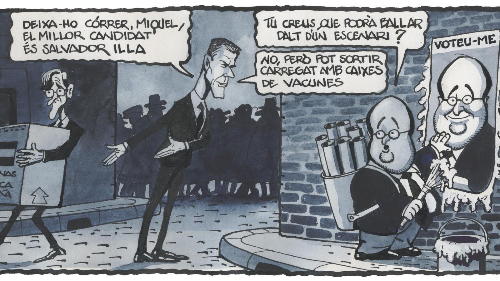 'A la contra', per Ferreres 02/01/2021