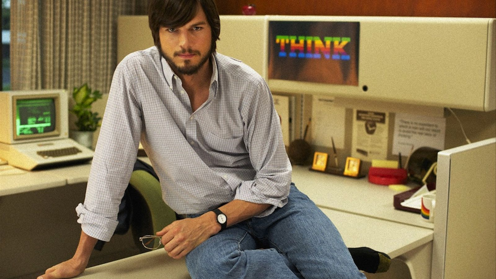 Tràiler de 'Jobs', el 'biopic' sobre Steve Jobs amb Ashton Kutcher