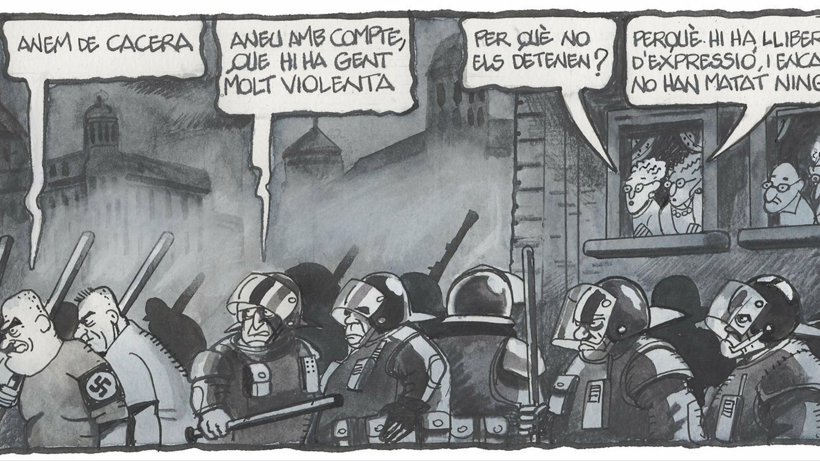 'A la contra', per Ferreres 19/10/2019