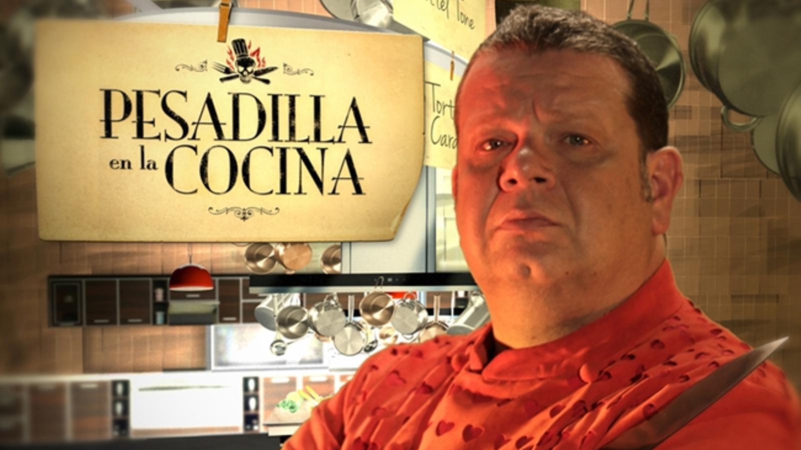 39 pesadilla en la cocina 39 tindr segona temporada for Pesadilla en la cocina brasas