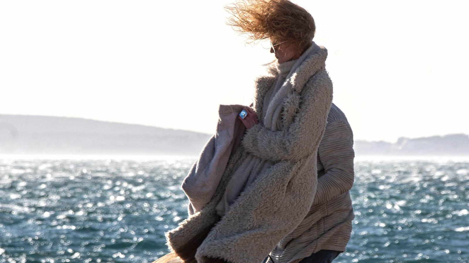 L'Aemet ha manté l'alerta groga a les Balears per vent i fenòmens costaners. / EFE