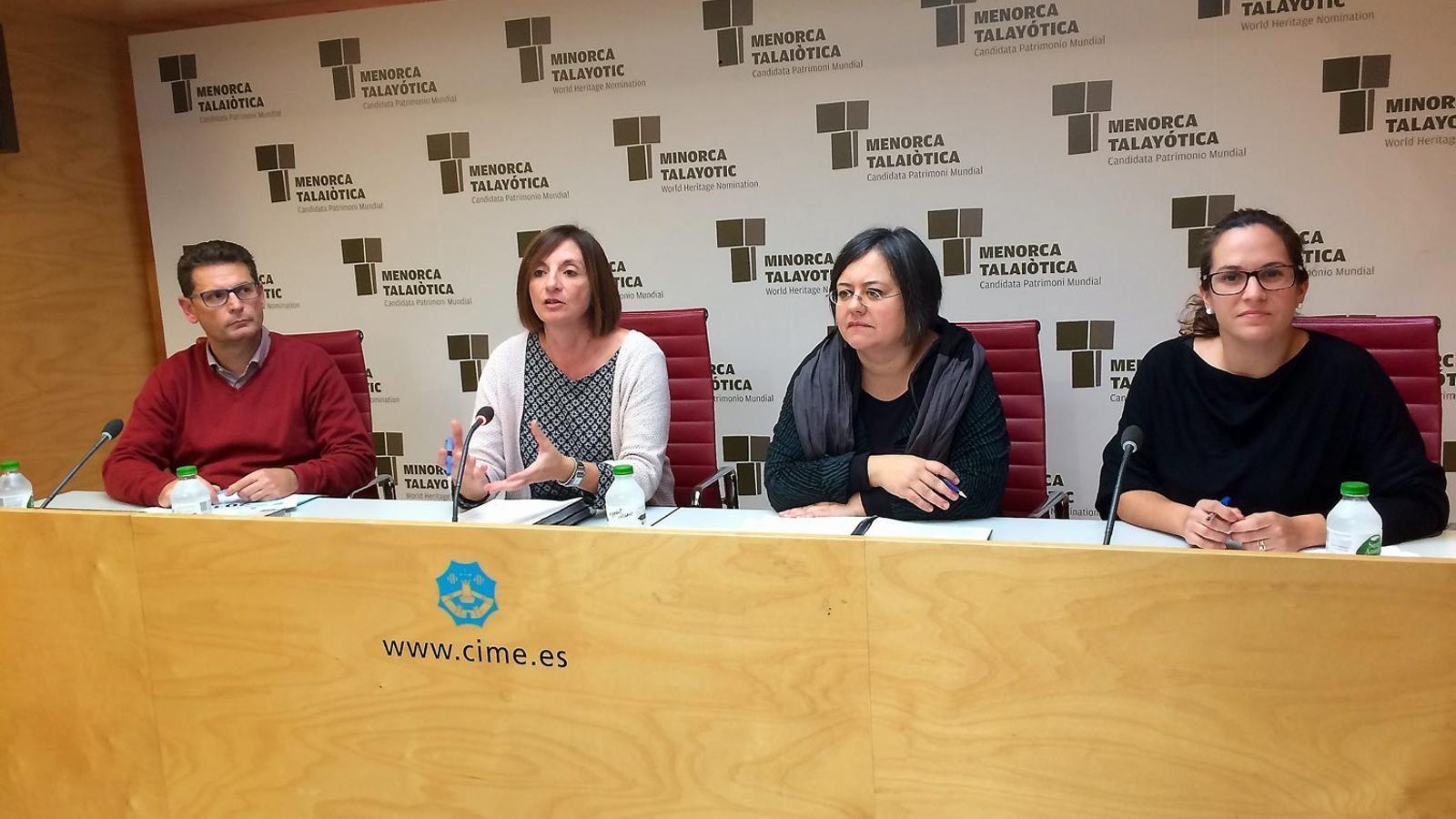 El Consell de Menorca apuja un 8% el pressupost per a 2017