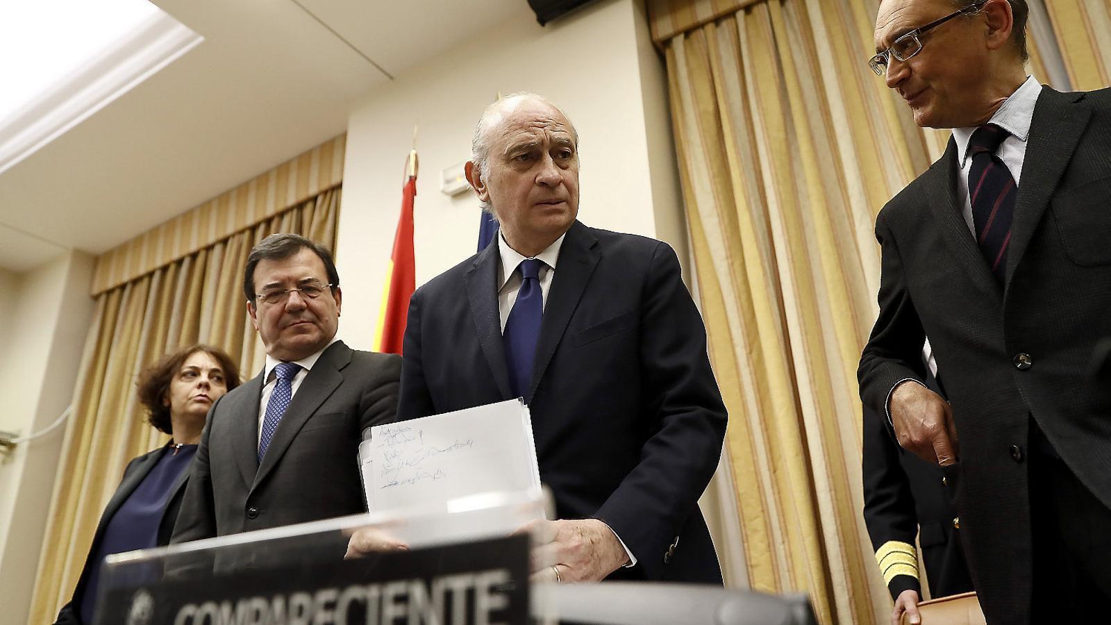 El Congrés conclou que va existir l'operació Catalunya però no ho portarà a la fiscalia
