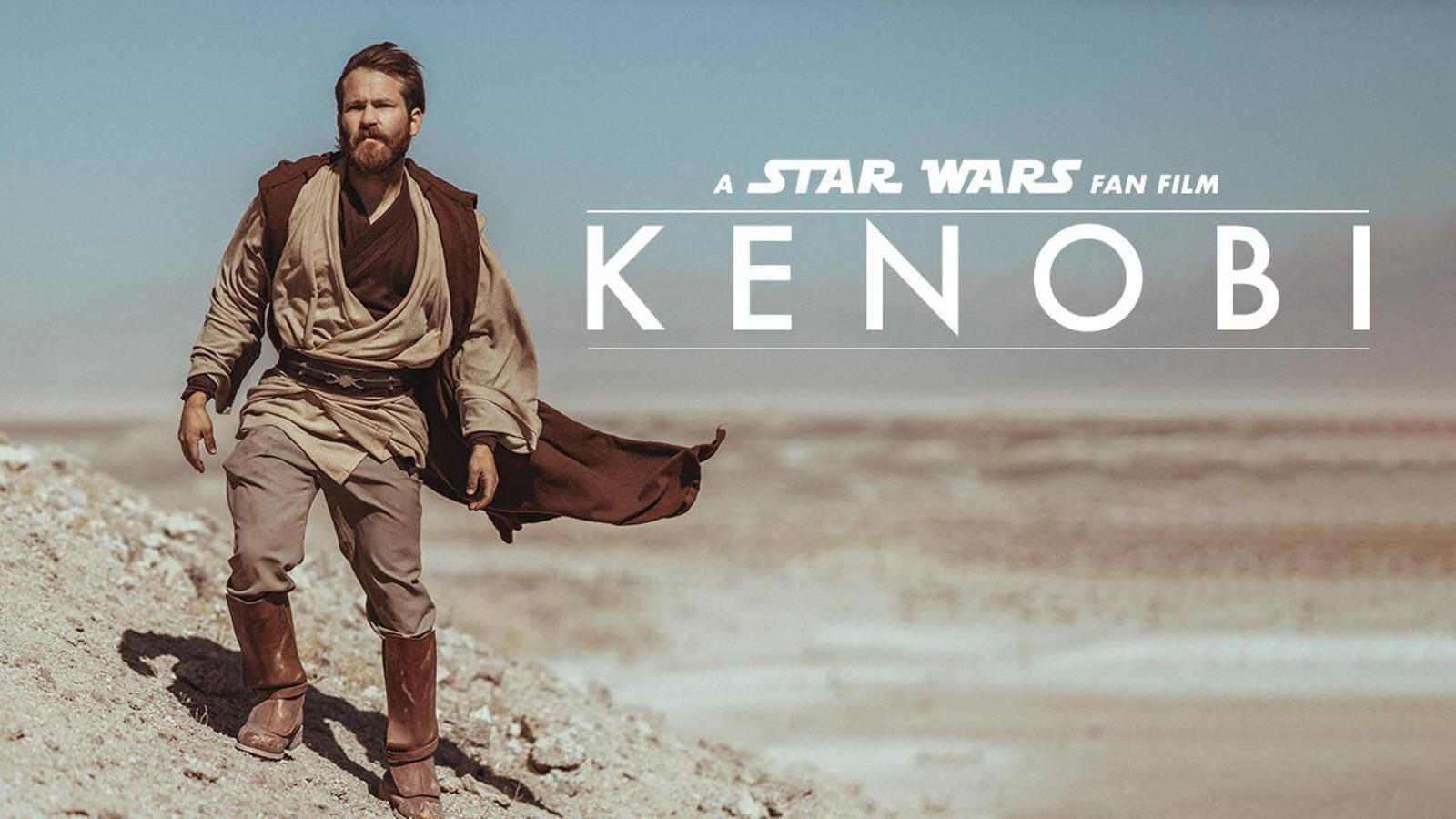 El curt 'Kenobi', de Jason Satterlund
