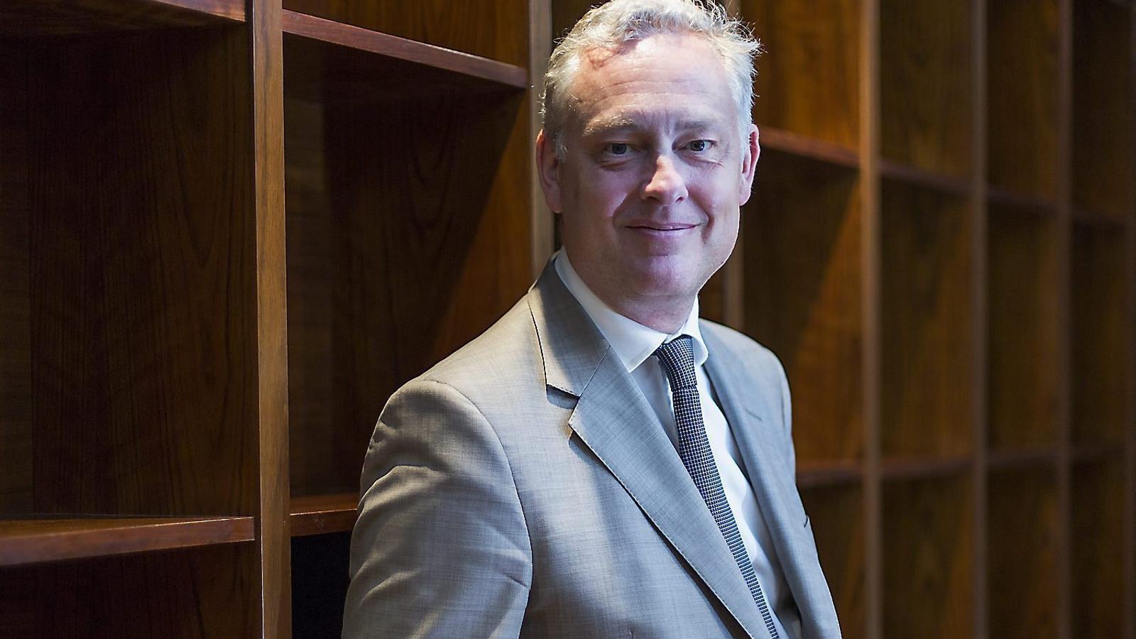 L'ambaixador fa uns dies a Barcelona.