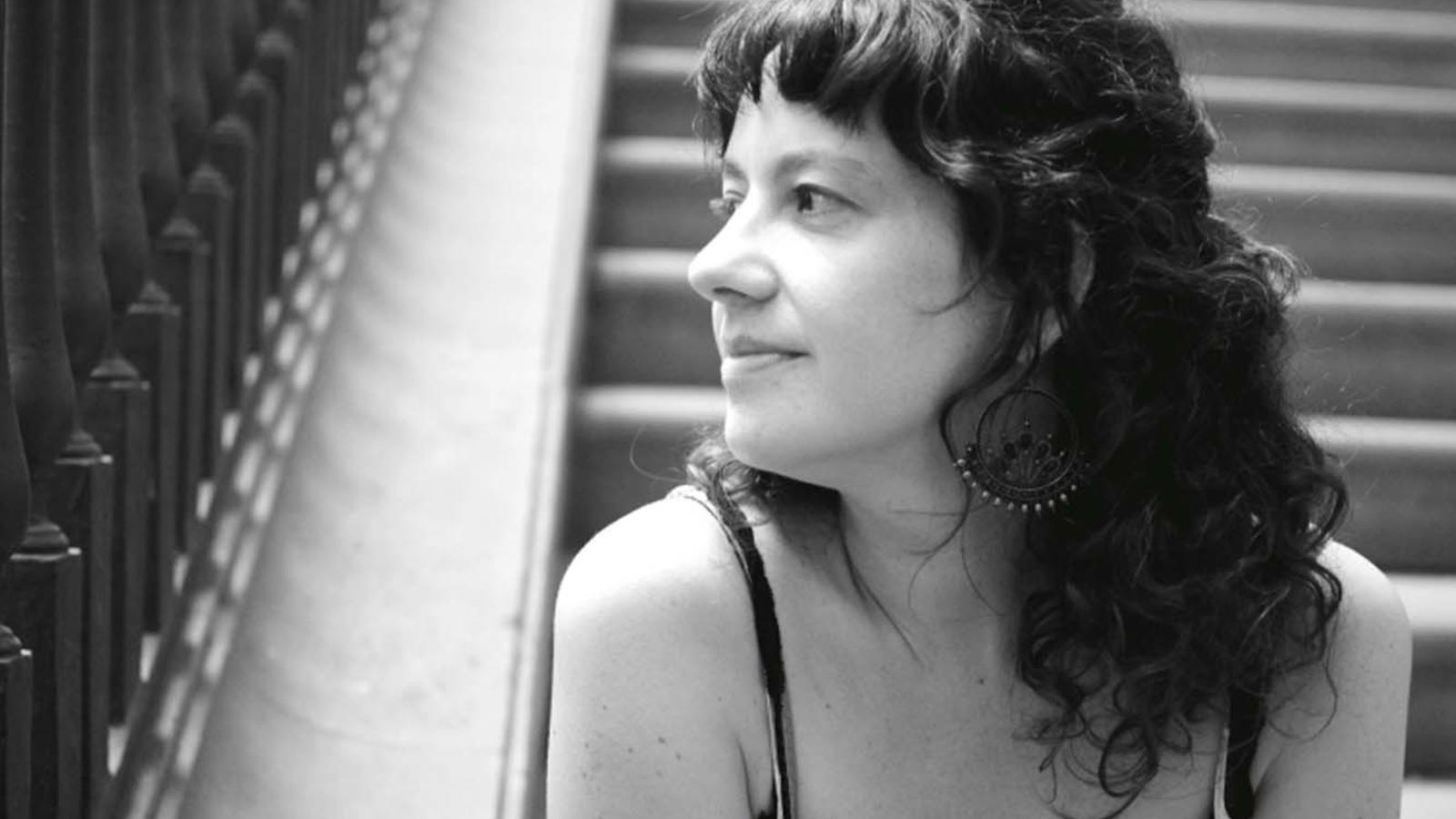 L'escriptora Laia Aguilar ha estat l'escollida per endur-se el Premi Carlemany
