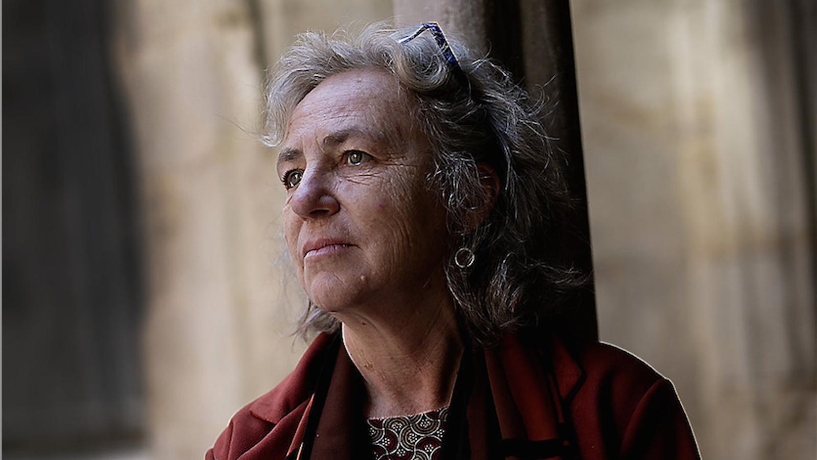 Blanca Garí fotografiada fa uns dies a Barcelona.