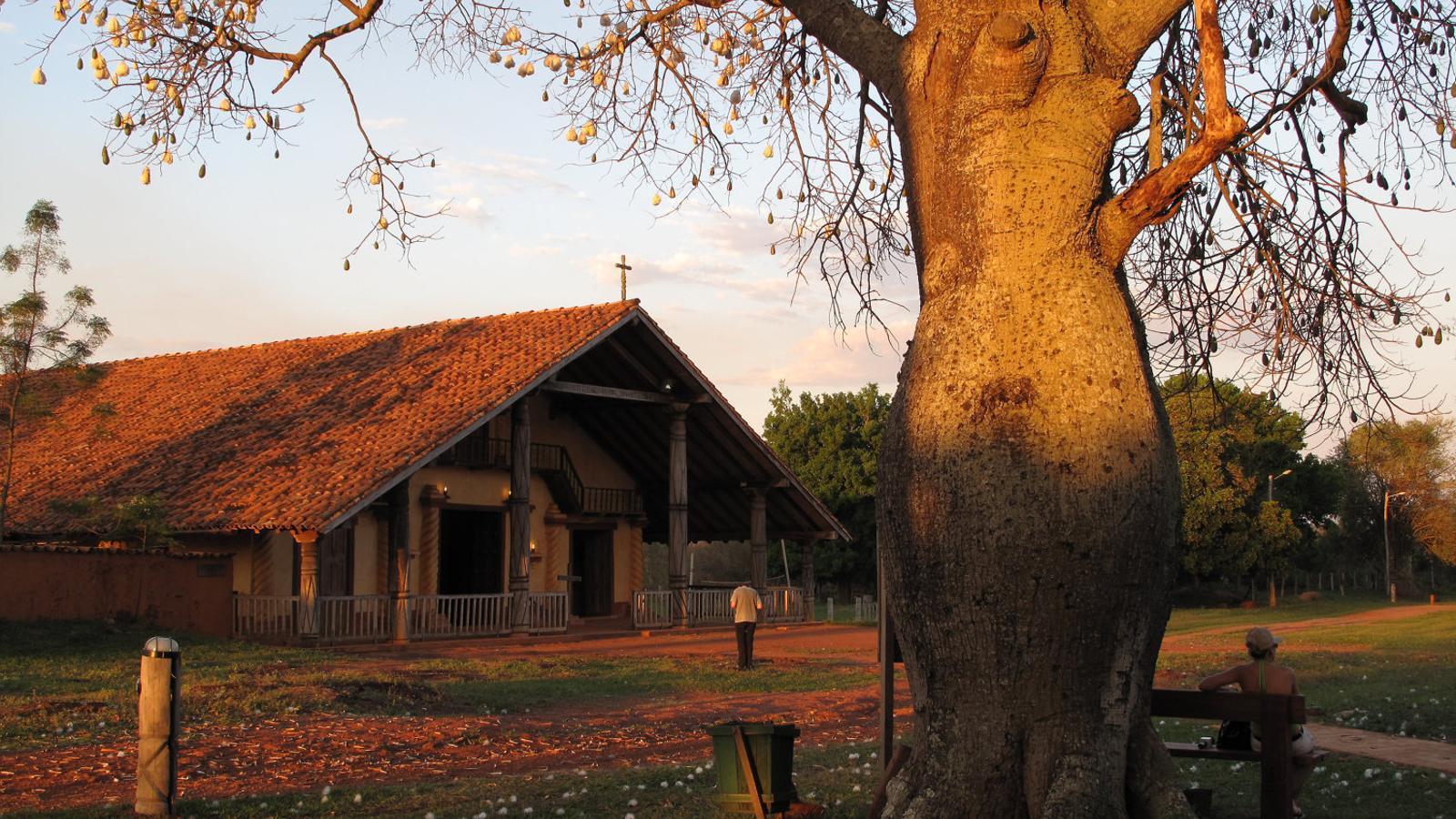 La missió de San Ignacio.