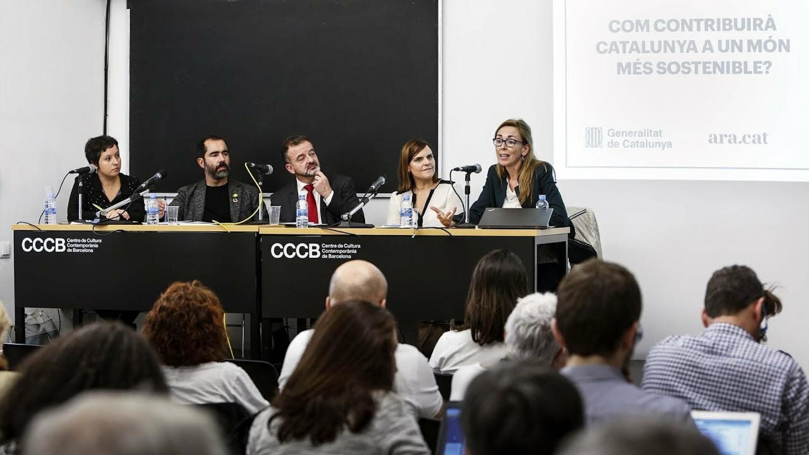 Agenda 2030: Com contribuirà Catalunya a un món més sostenible?