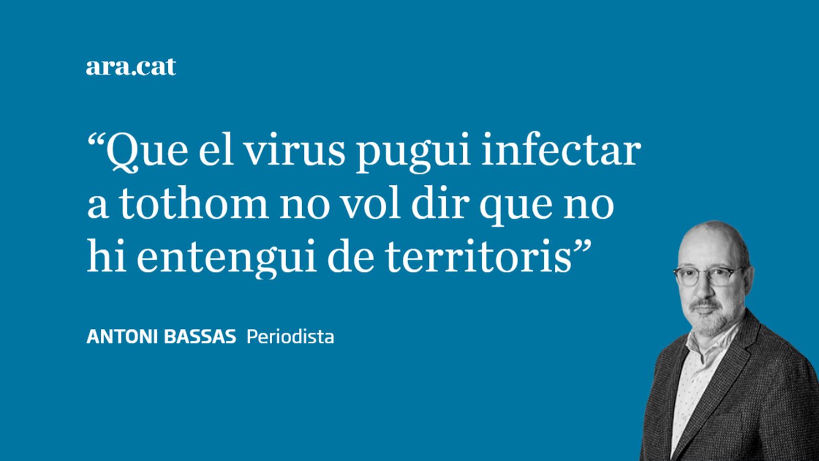 Virus, territoris  i Constitució