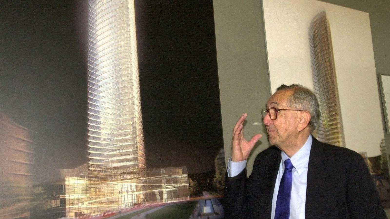 Mor l'arquitecte César Pelli, el dissenyador de les Torres Petrones