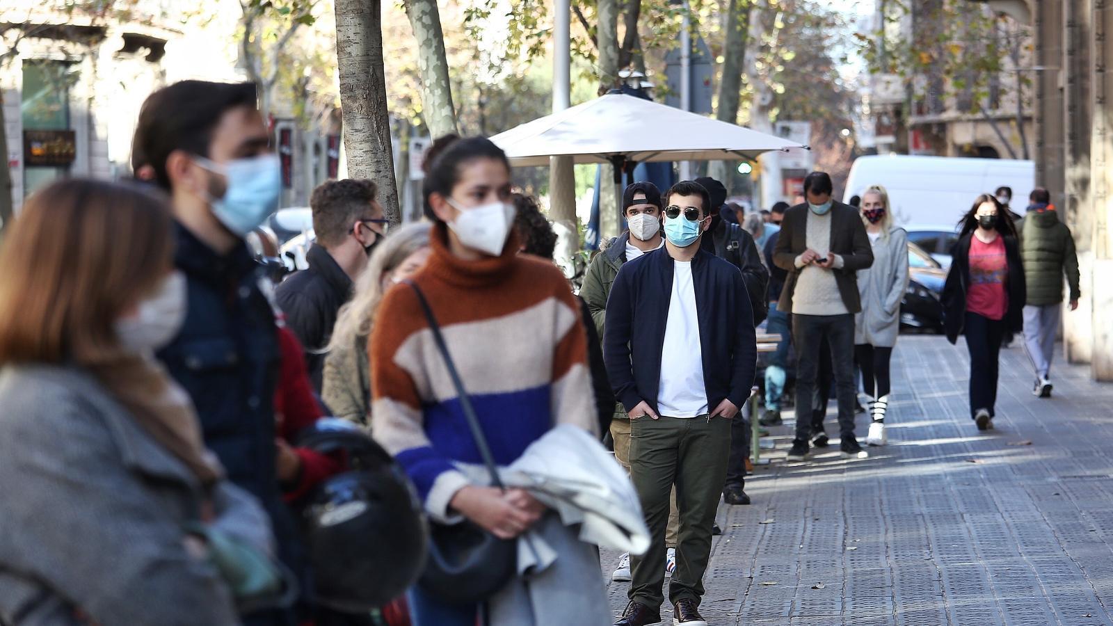 EN DIRECTE | Vergés i Sàmper expliquen la situació epidemiològica