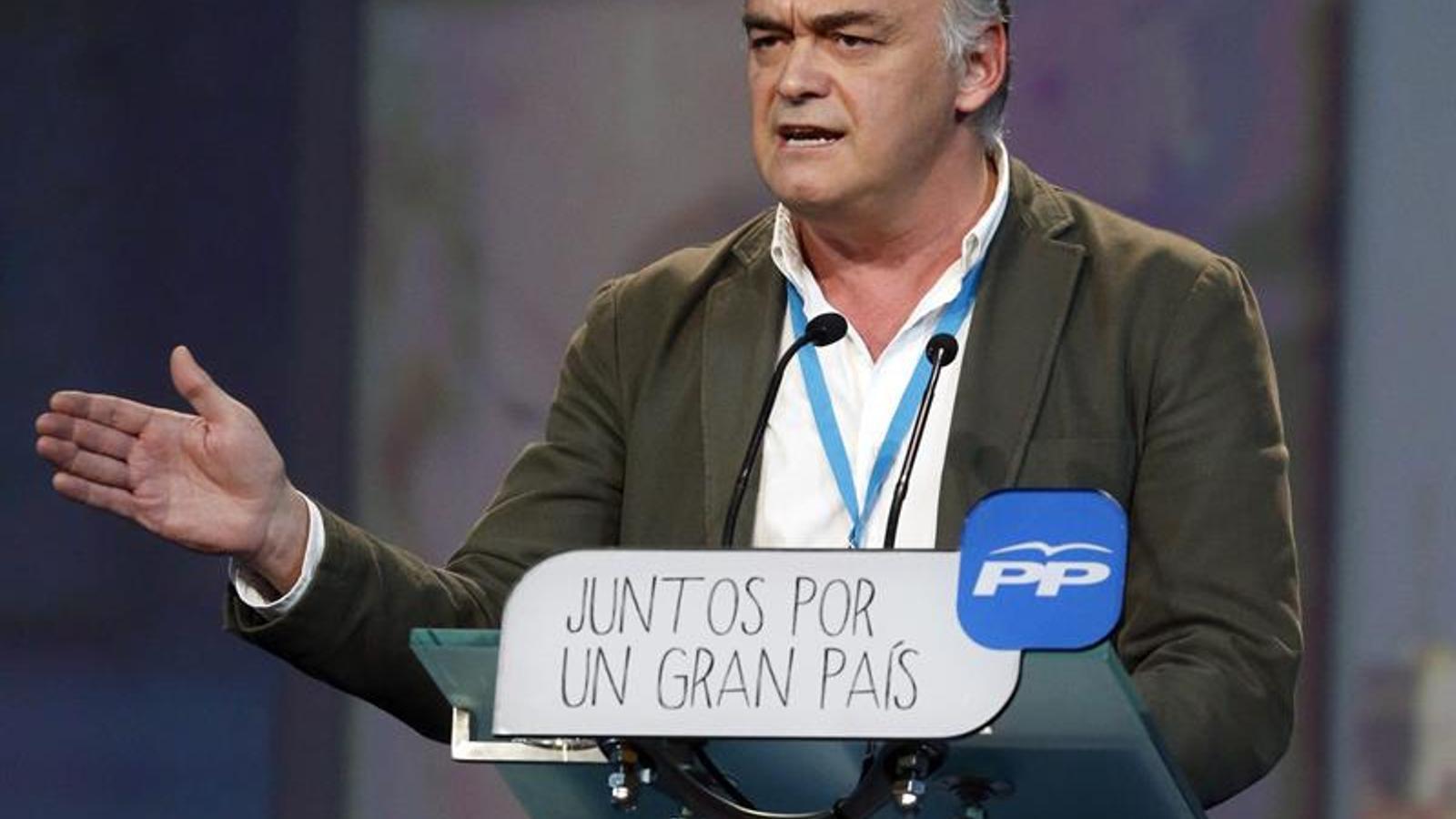 El Bigotes acusa el portaveu popular al Parlament Europeu de participar en el finançament il·legal del PP valencià