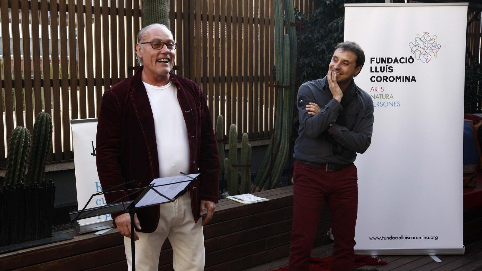 La Fundació LluÍs Coromina, del Grup AgriEnergia, guanya el premi Empresa Cultura