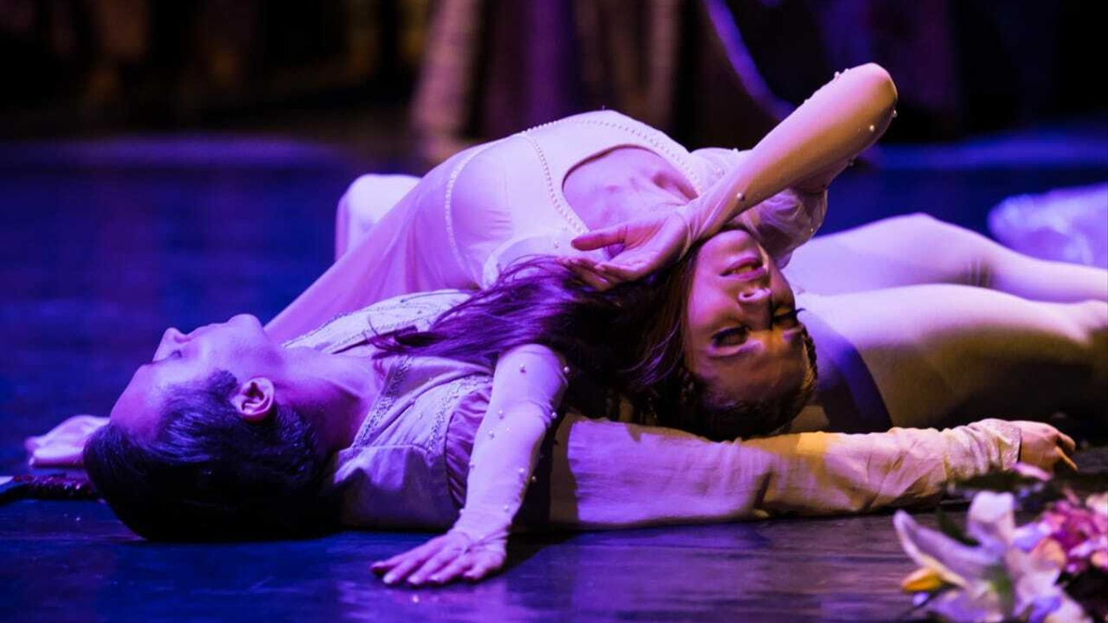 L'espectacle de 'Romeo i Julieta'. / BALLET DE MOSCOU