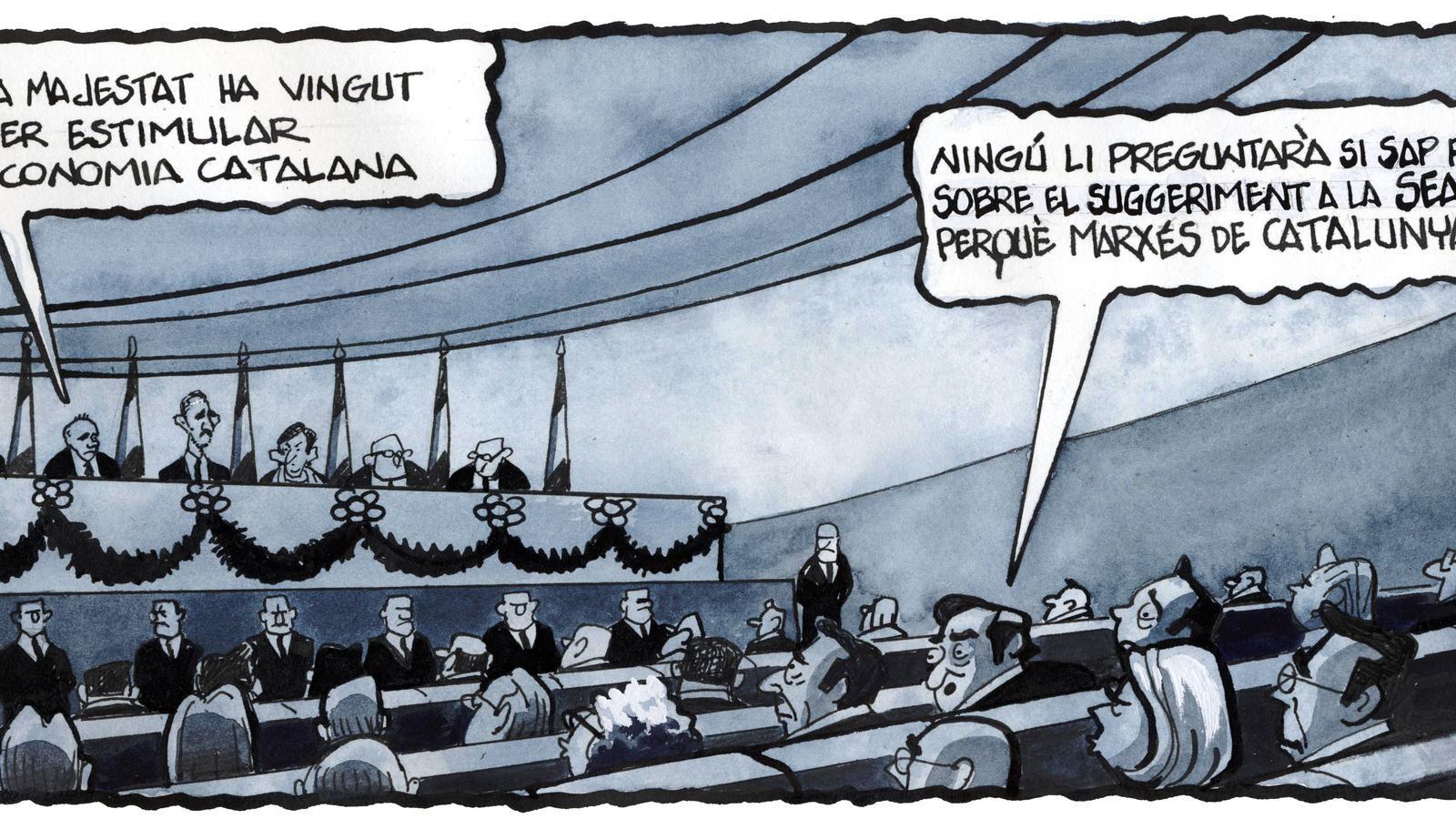 'A la contra', per Ferreres 11/10/2020