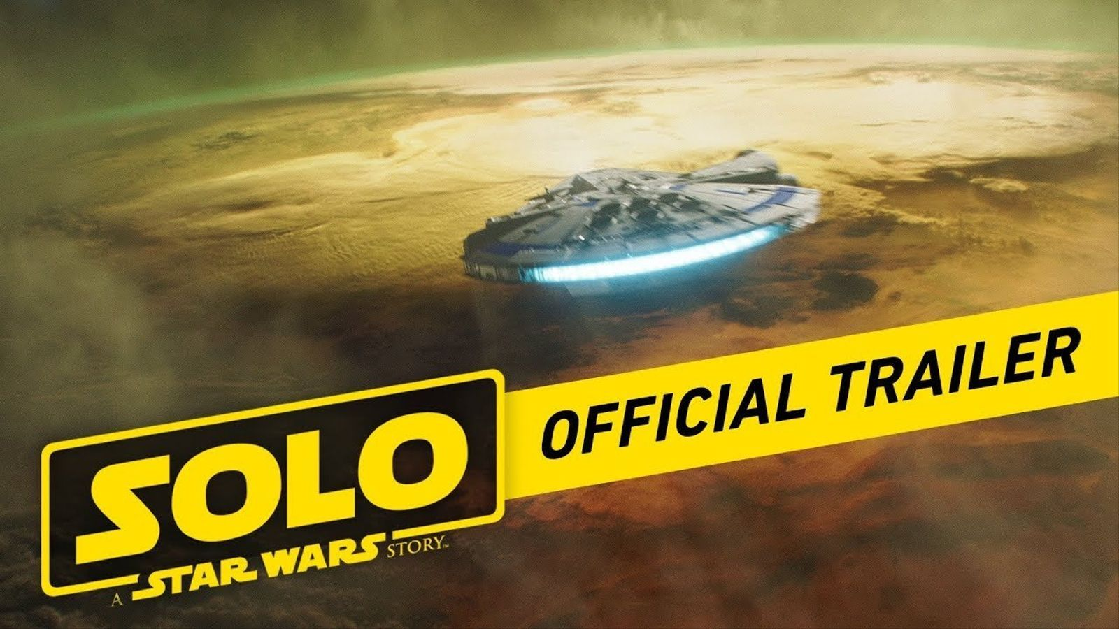 Tràiler de 'Han Solo. Una historia de Star Wars'