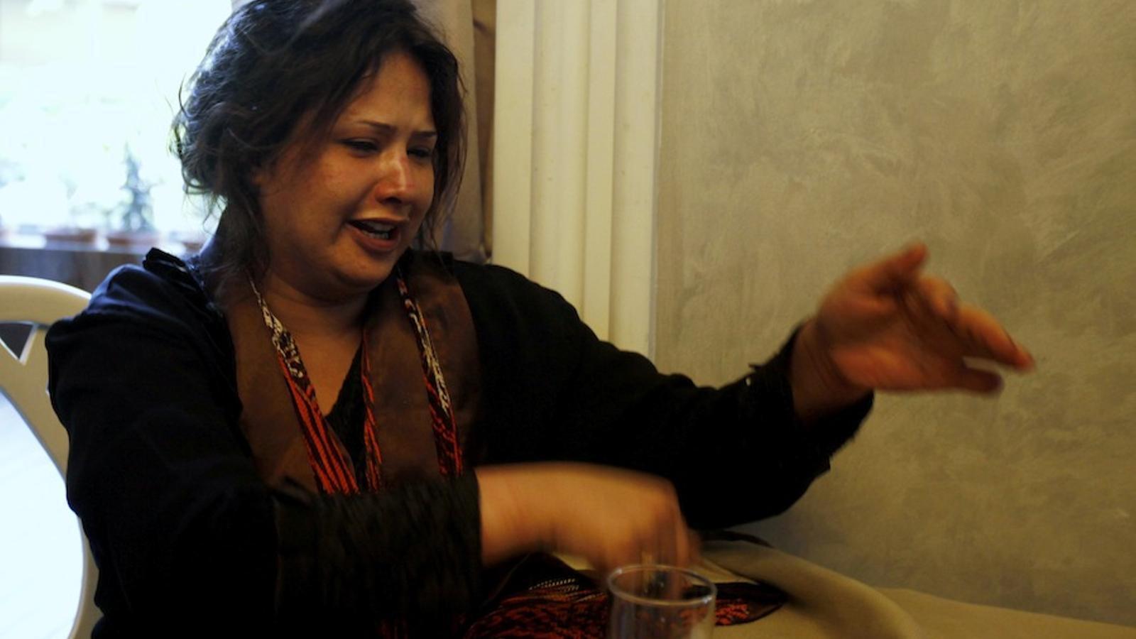 Una dona denuncia violacions i maltractaments dels homes de Gaddafi a l'hotel de periodistes de Trípoli