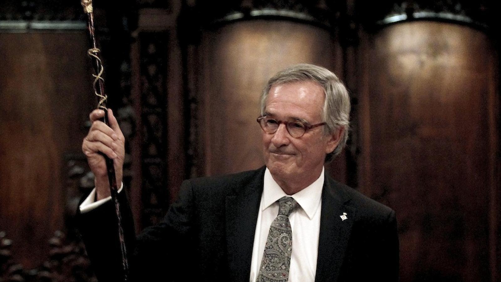 Xavier Trias, investit alcalde / EFE