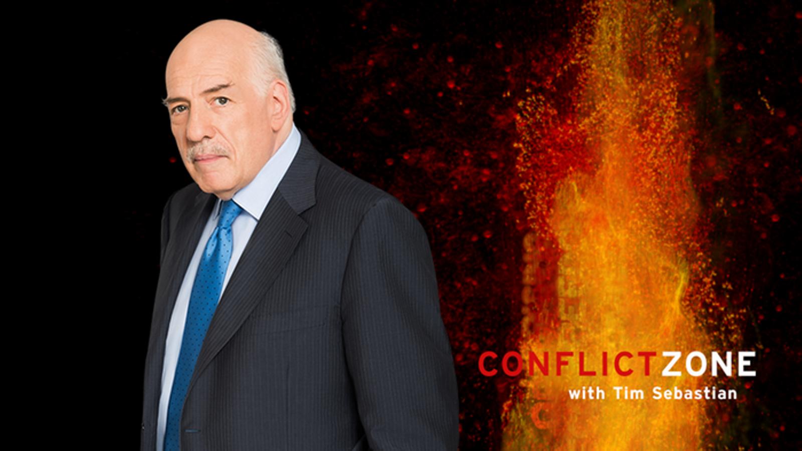 Qui és Tim Sebastian, el periodista que treu de polleguera Borrell en una entrevista