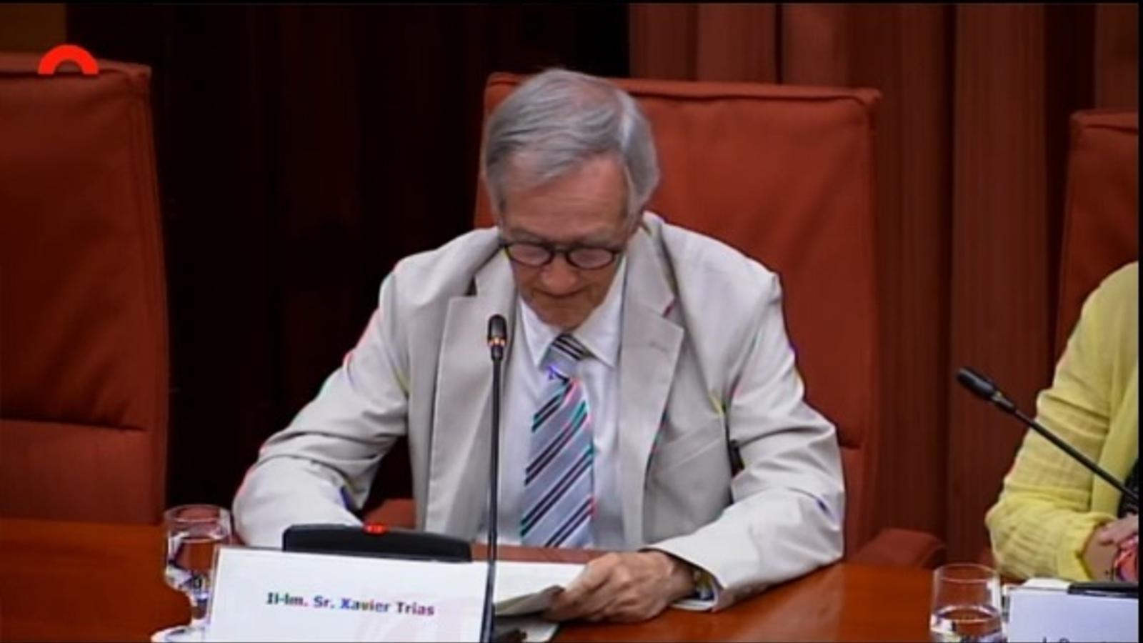 Comissió d'investigació de l'operació Catalunya al Parlament