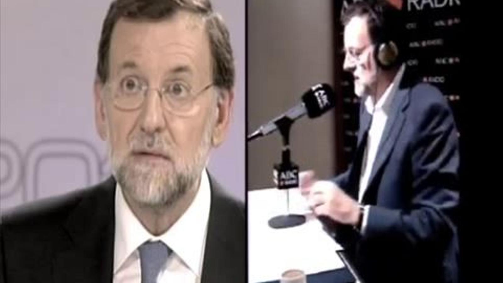 El vídeo amb què el PSOE vol denunciar el canvi de política de Mariano Rajoy en les pensions