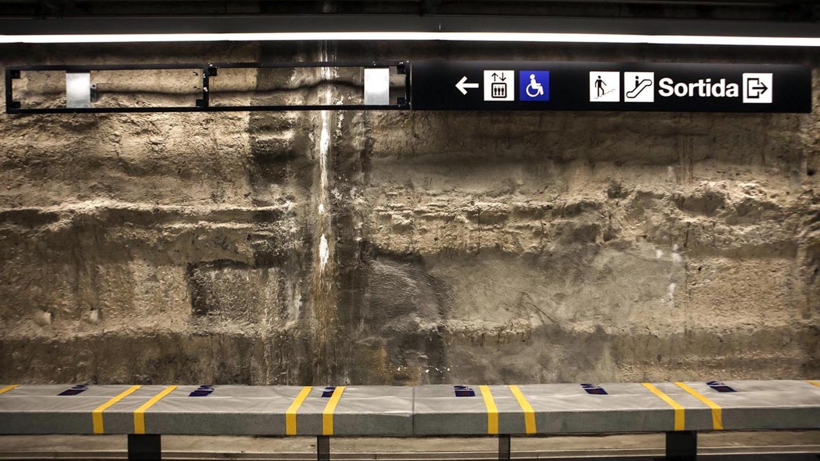 Calvet anuncia que el tram central de la L9 estarà acabat el 2025