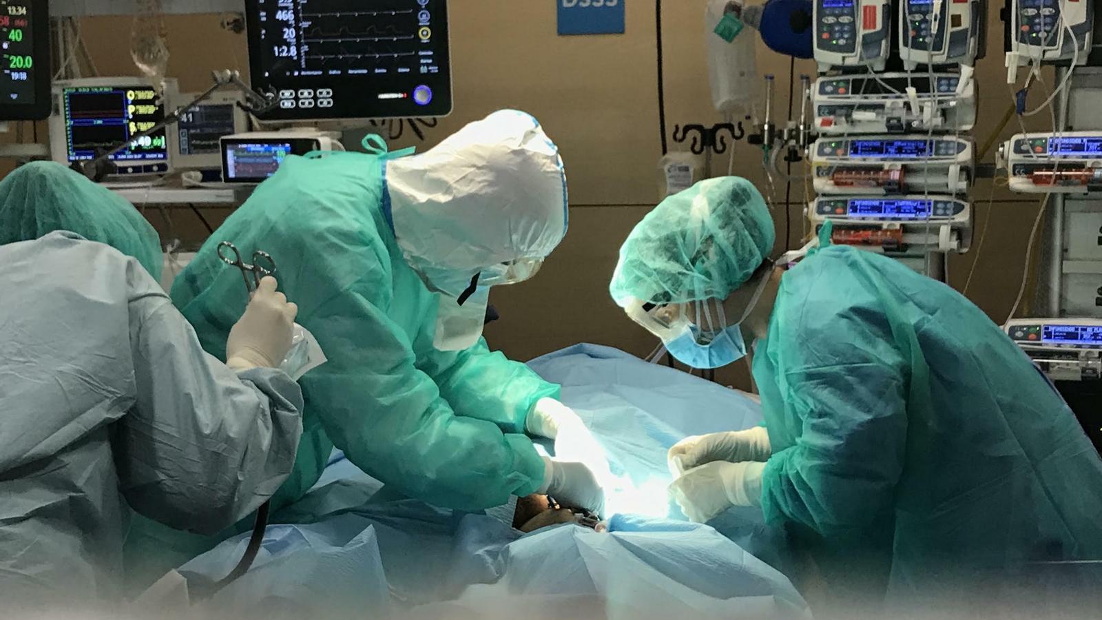 L'ECMO: l'últim recurs per als pacients més greus de covid-19