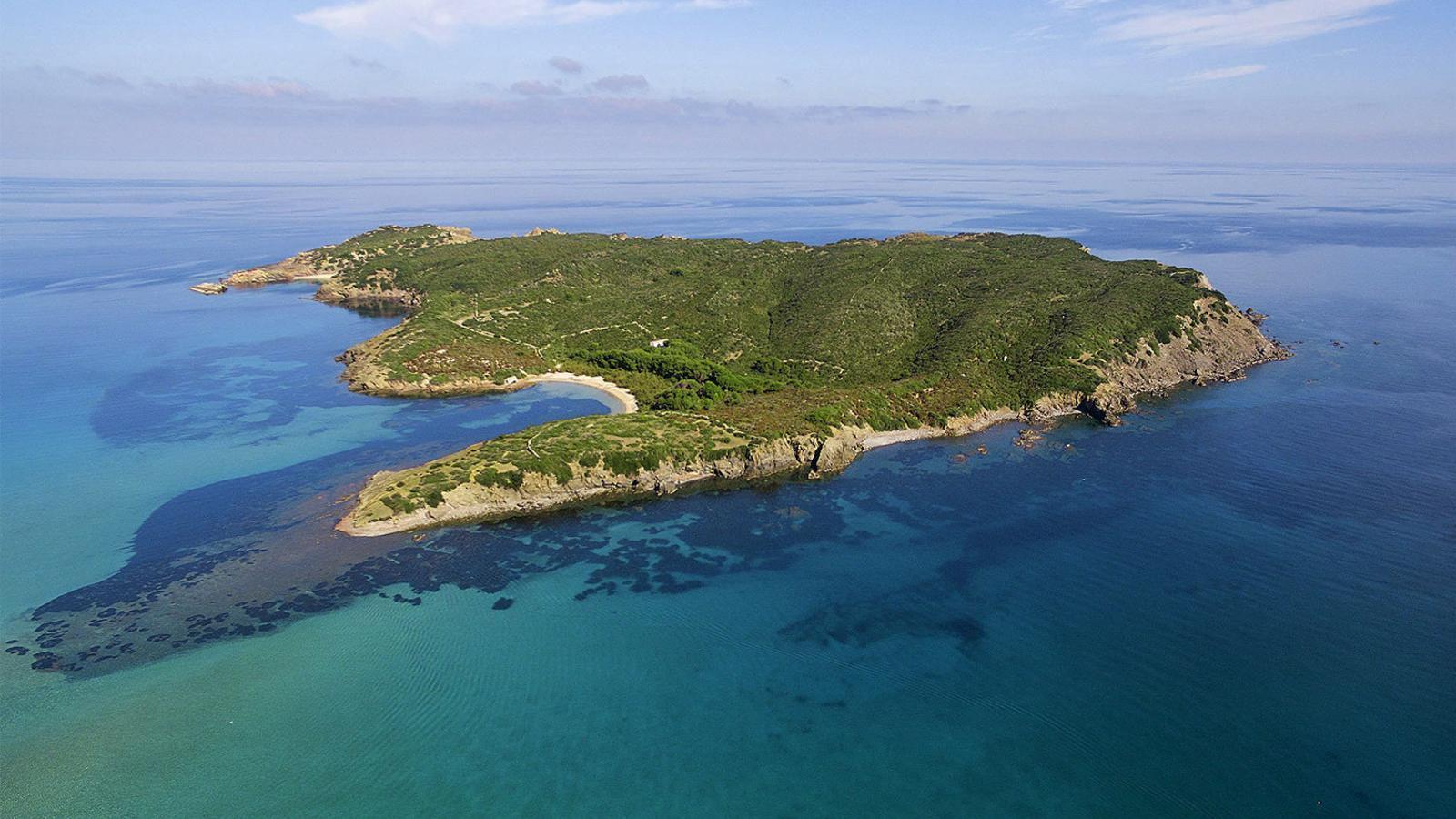 Ningú vol comprar-se una illa a Menorca