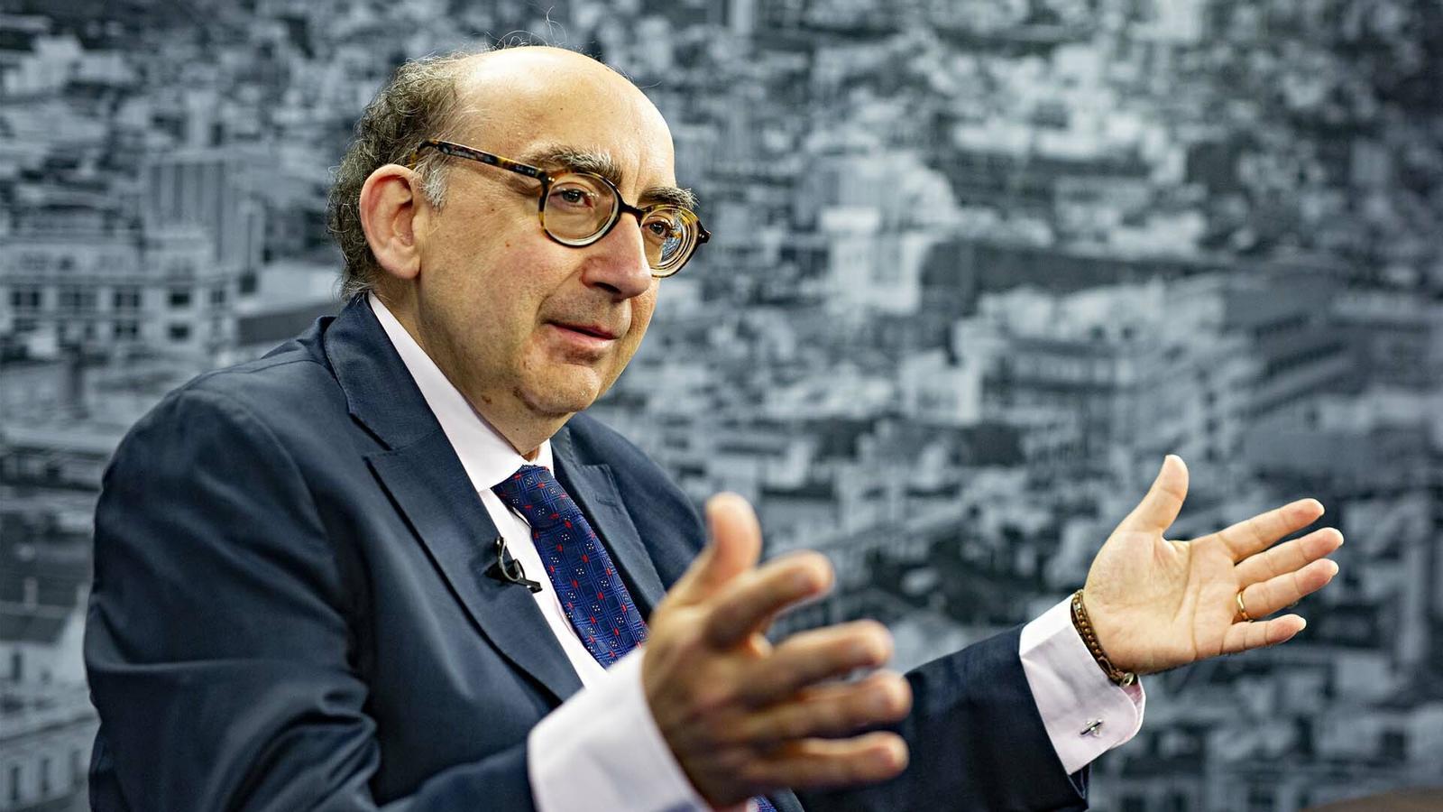 """Gabriel Magalhães: """"Venen anys decisius per a la supervivència de la democràcia espanyola"""""""