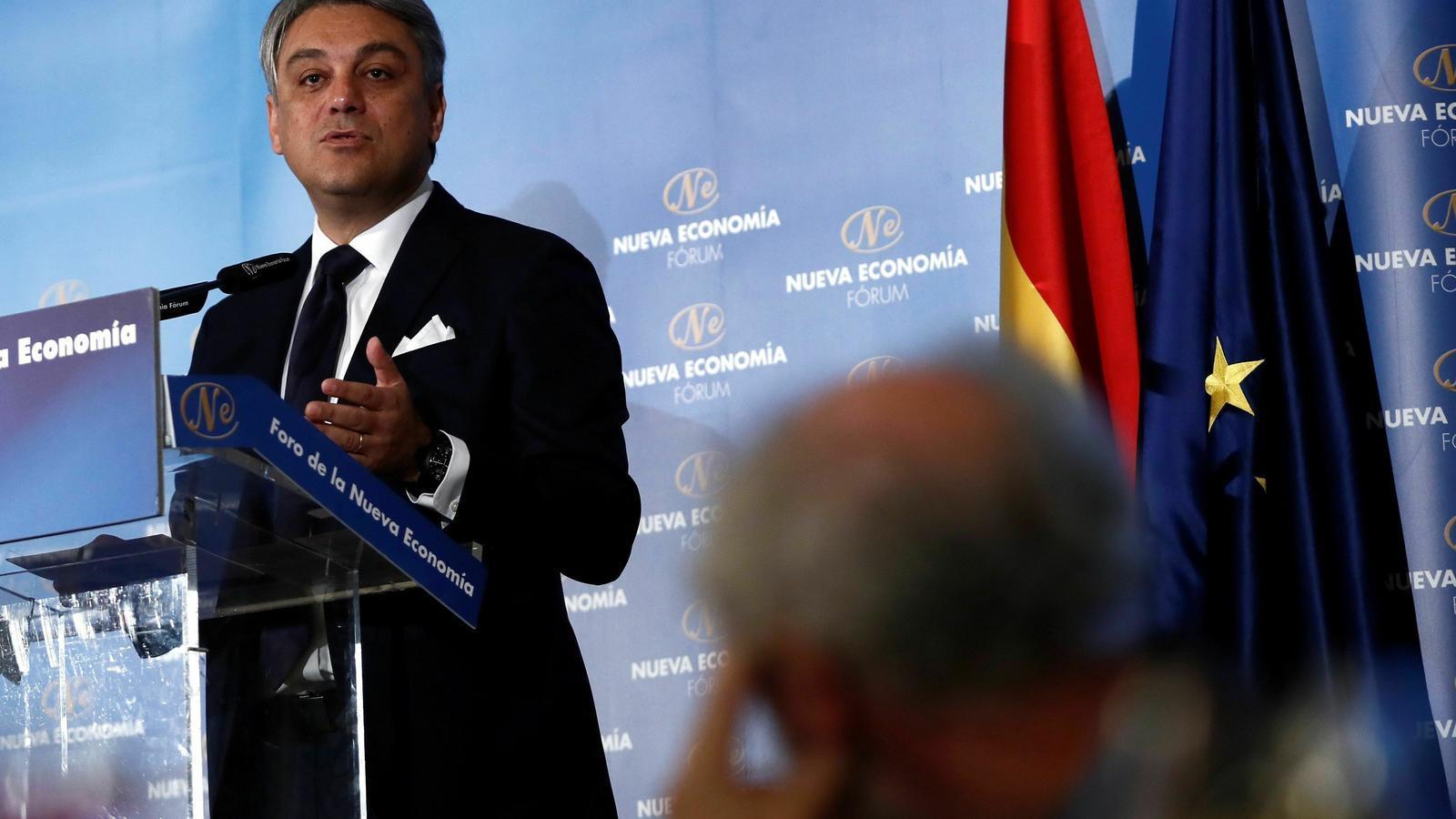 """El president de Seat, sobre la situació política a Catalunya: """"Fins que no ens afecti l'operativa, no tenim res a dir"""""""