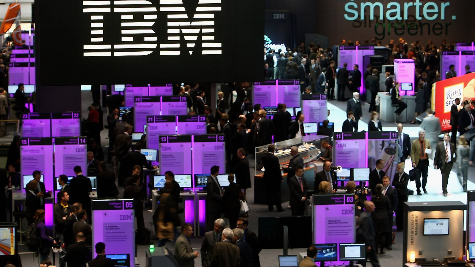 Multinational giants that knew how to reinvent themselves