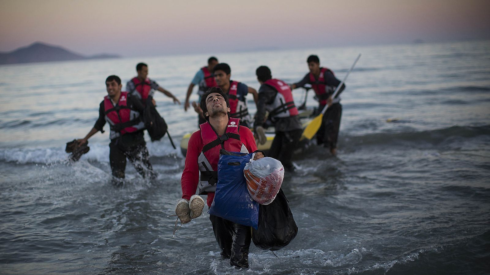 Els refugiats que no arribaran