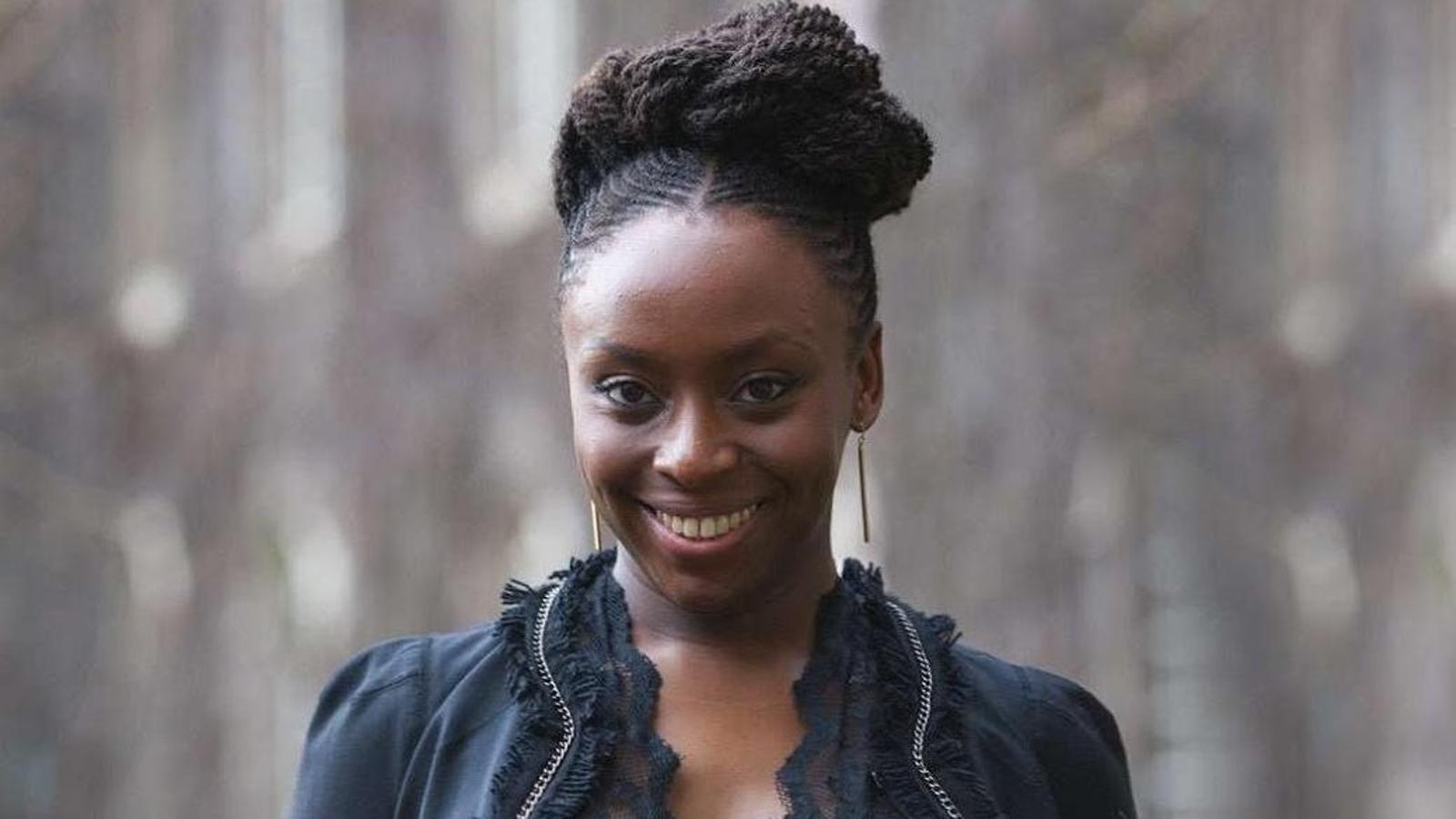 Conferència de Chimamanda Ngozi Adichie al CCCB